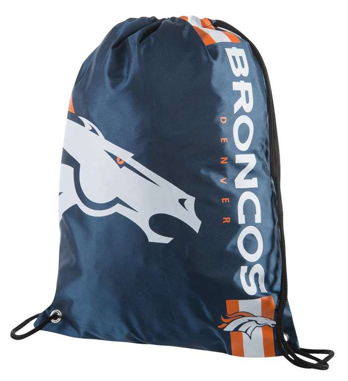 NFL Gym Bags (Denver Broncos & Dallas Cowboys) für 7,28€ (statt 11€)