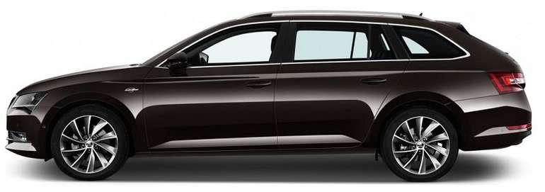 Skoda Superb Combi Ambition iV Hybrid Leasing 3