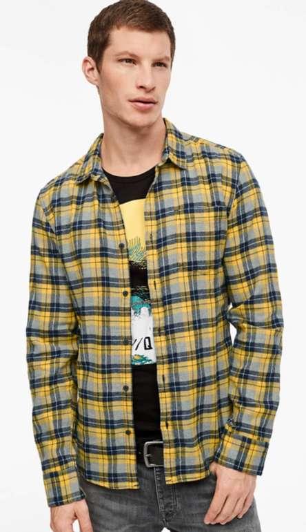 Kariertes Baumwollhemd Extra Slim in 3 verschiedenen Farben für 20,98€ inkl. Versand (statt 28€)