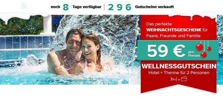 TravelCircus Wellness-Gutschein