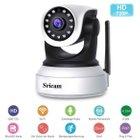 Fredi 720P HD IP Überwachungskamera mit Mikrofon und Lautsprecher für 25,79€