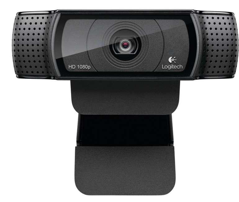 Logitech HD Pro C920 für 63,18€ inkl. Versand (statt 84€)