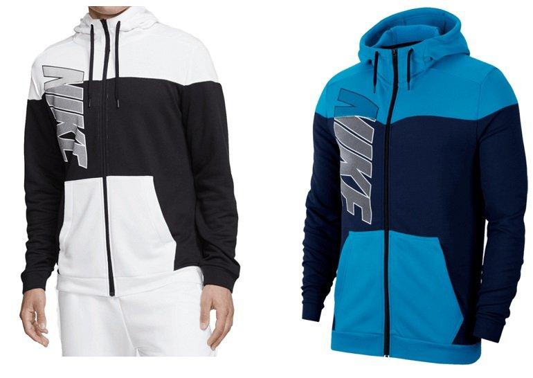 Nike Herren Fleece-Kapuzenjacke GSP Jacket 2
