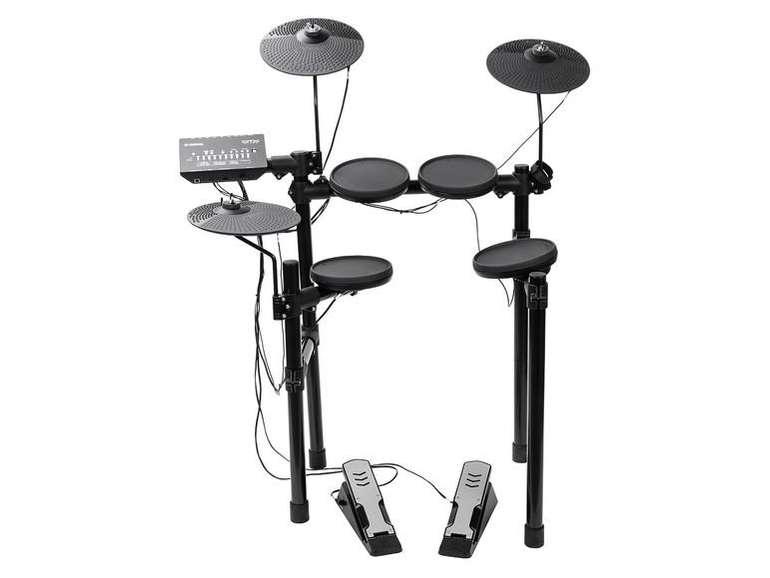 E-Drum Set Yamaha DTX402K - Roland TD-25K und Drumthrone Gomezz für 299€ inkl. Versand (statt 359€)