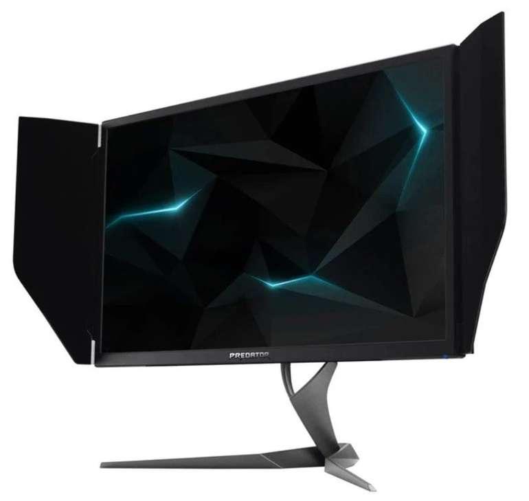 """Acer Predator X27 - 27"""" UHD Monitor mit 144 HZ für 1.554,49€ inkl. Versand (statt 1.909€)"""