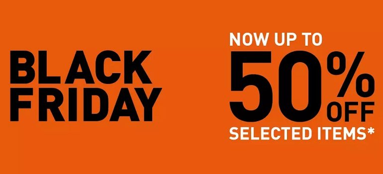 Foot Locker Black Friday Sale 2