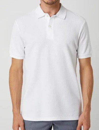 Scotch & Soda Poloshirt mit Wabenstruktur in 4 Farben für 39,99€ (statt 49€)
