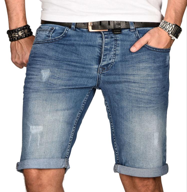 A. Salavarini Herren Bermuda Shorts für je 27,90€ inkl. Versand (statt 33€)