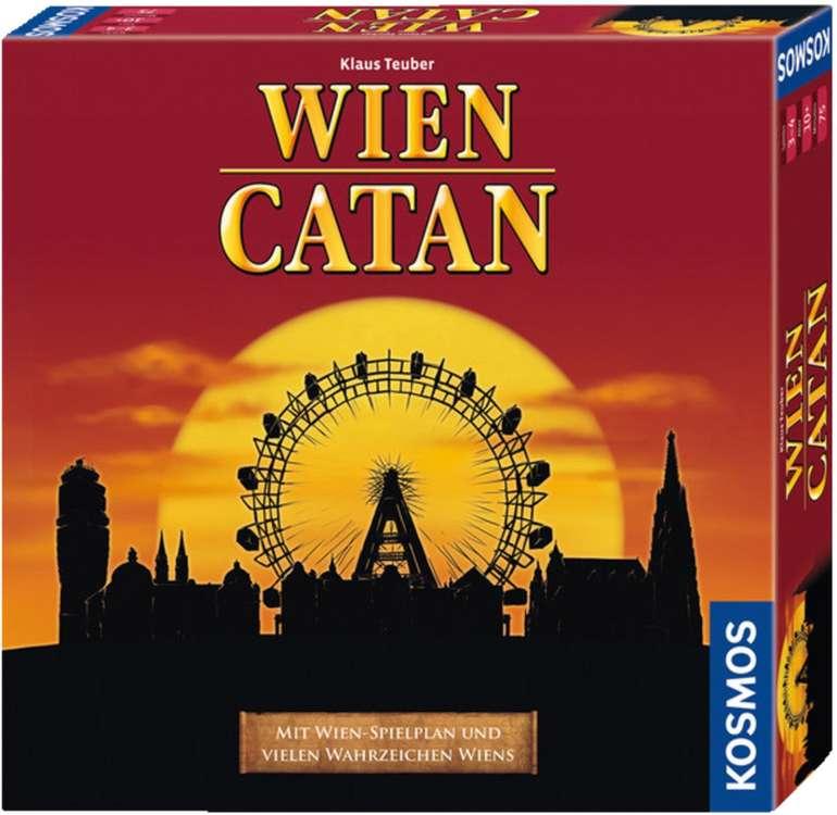 Kosmos Wien - Catan Limitierte Auflage Gesellschaftsspiel für 17€ (statt 30€)
