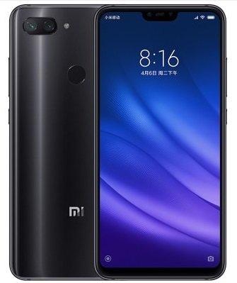 Xiaomi Mi 8 Lite GLOBAL - 6,26 Zoll Smartphone mit 64GB Speicher für 188,62€