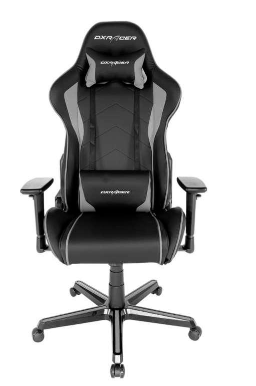 """Modern Living Gamingstuhl """"DX Racer"""" in Grau/Schwarz für 209,30€inkl. Versand (statt 240€)"""