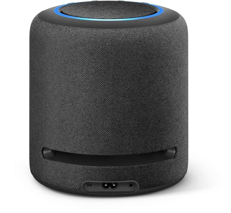 Saturn und Media Markt: Direktabzug auf Amazon Echo Geräte - z.B. Echo Studio für 176,55€ (statt 195€)