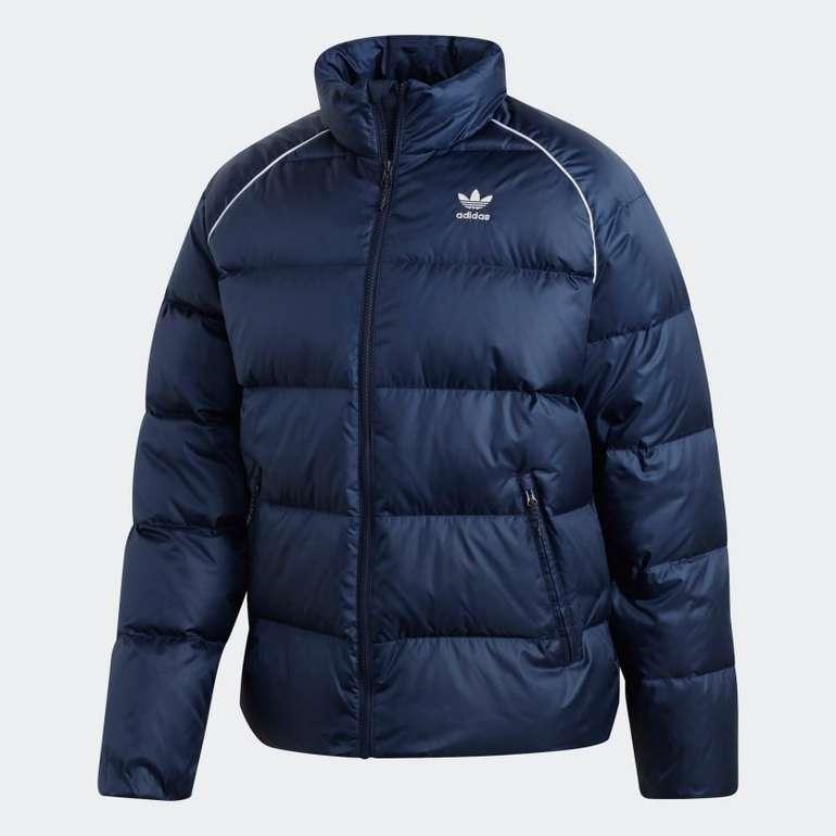 Adidas Daunenjacke Collegiate Navy (viele Größen) für 83€ inkl. Versand (statt 119€)
