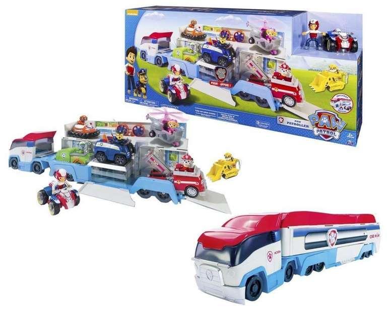 """Spinmaster Paw Patrol Transporter """"Paw Patroller"""" Rettungsfahrzeug (6024966) für 59,99€ (statt 72€)"""