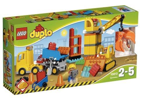 Lego Duplo - Große Baustelle (10813) für 30,94€  inkl. Versand (statt 40€) - PayDirekt!