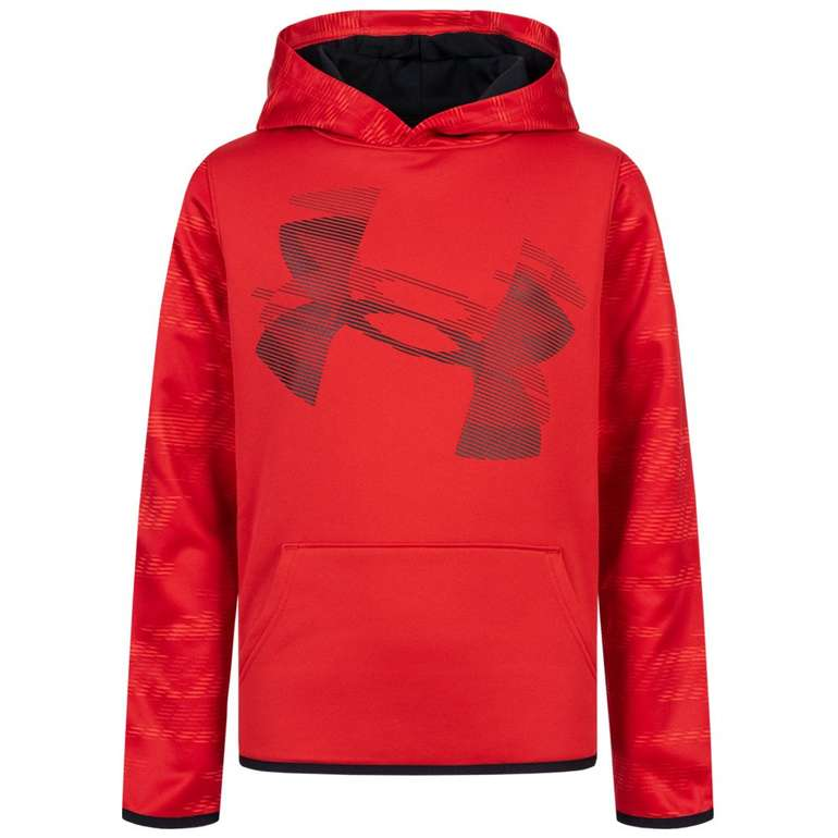 Under Armour Fleece Kinder Hoodie für 18,94€ (statt 44€)