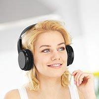 Fontastic Essential - Bluetooth On-Ear Kopfhörer für 9,94€ (statt 17€)