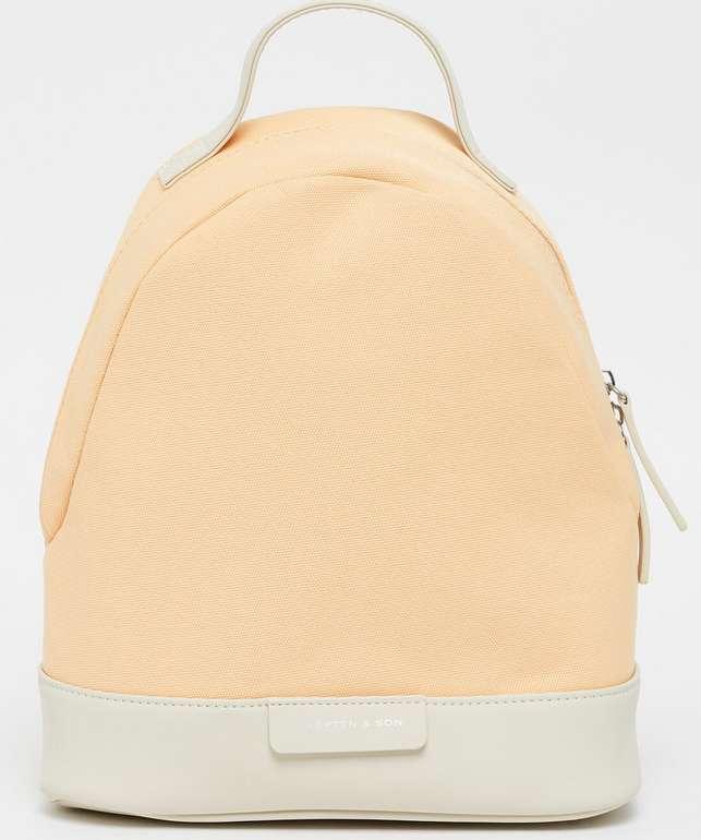 """Kapten & Son Alesund Tasche in """"sand-coral"""" für 38,99€ inkl. Versand (statt 69€)"""