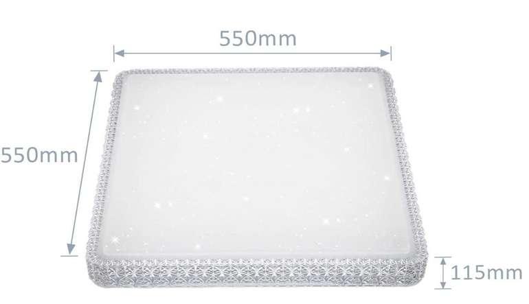 Hengda LED Deckenleuchte mit 60 Watt für 18,79€ inkl. Versand