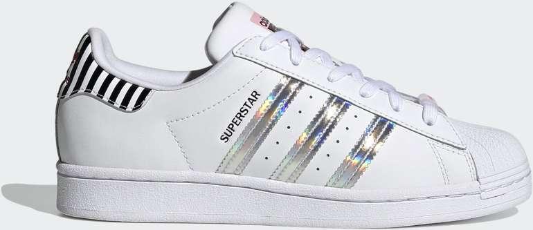 Adidas Superstar Bold Damen Retro Sneaker für 69,99€ inkl. Versand (statt 82€)