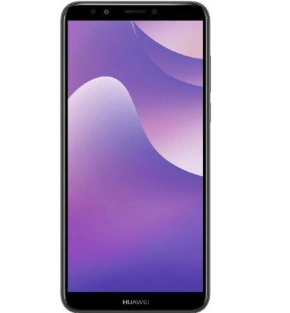 Huawei Y7 (2018) 16 GB schwarz/blau (Dual SIM) für 86,02€ inkl. VSK (statt 123€)