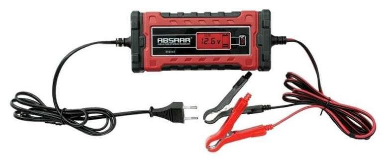 Absaar 158002 EVO 6.0 Batterieladegerät für 27€ inkl. Versand (statt 32€)