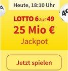 12 Felder 6aus49 + Spiel77 für 14,50€ + gratis Spielgemeinschaft (Bestandskunden)