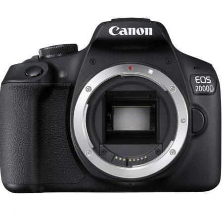 Canon EOS 2000D Spiegelreflexkamera Gehäuse für 249€ inkl. Versand (statt 290€)