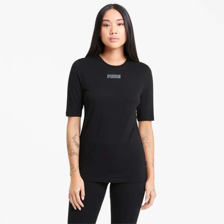 Puma Modern Basics Damen T-Shirt in 3 Farben für je 13,96€ inkl. Versand (statt 17€)