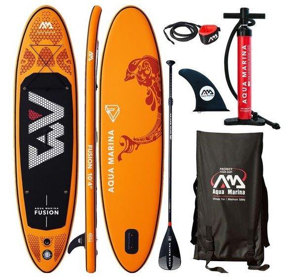 Aqua Marina Fusion Stand Up Paddle Board für 329,44€ inkl. Versand (statt 380€)