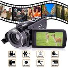 Yundoo - Videokamera mit 1080P & 3.0-Zoll-LCD-Bildschirm für 45,49€