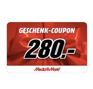 o2 Free M mit 10GB LTE für 29,99€/Monat + 280€ Gutschein für Media Markt