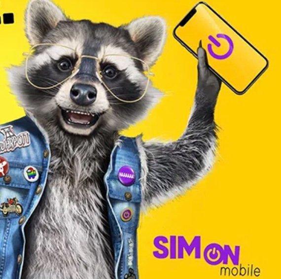 SIMon: Vodafone Allnet-Flat mit 8GB LTE (50 Mbit/s) ab 8,99€ monatlich (mtl. kündbar)