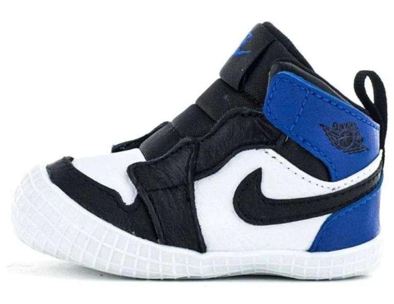 Jordan 1 Crib Bootie Baby Sneaker für 29,99€ inkl. Versand (statt 45€)