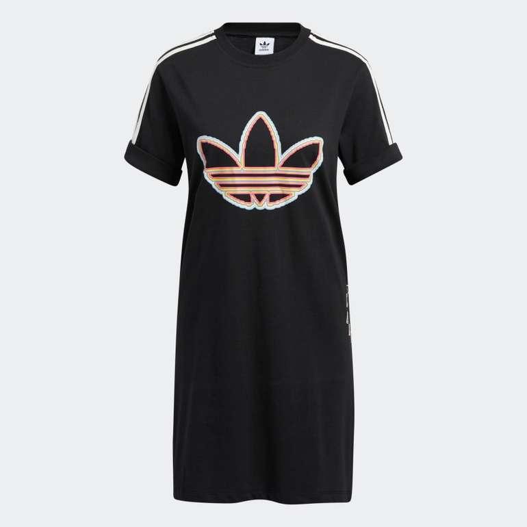 Adidas Love Unites T-Shirt-Kleid für 36€ inkl. Versand (statt 45€)