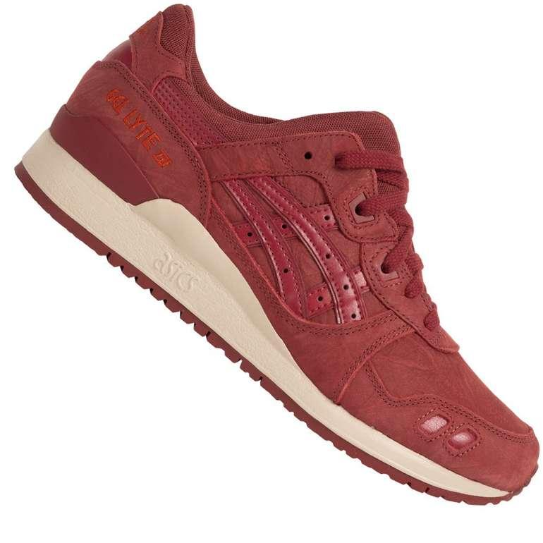 Asics Tiger GEL-Lyte III Russet Brown Sneaker für 43,94€ (statt 72€)