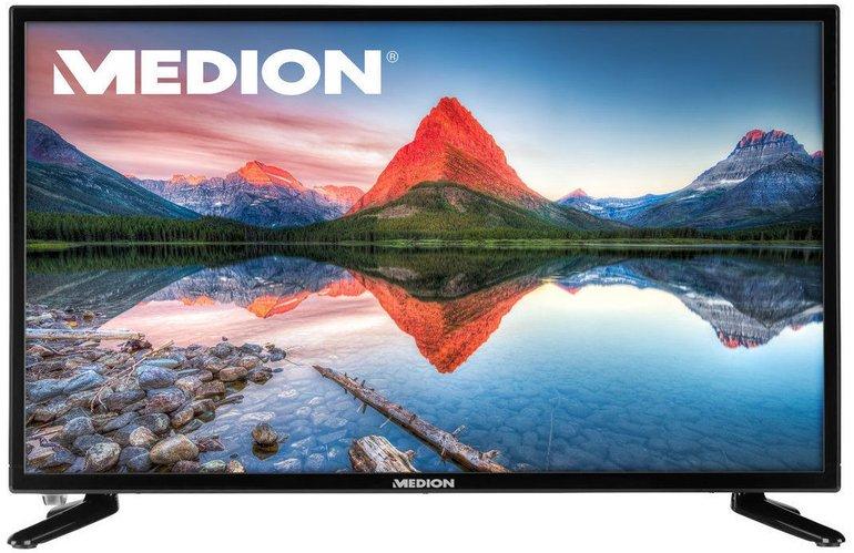 "Medion Life P12304 - 23,6"" Full HD TV mit Triple Tuner für 109,99€ inkl. VSK"
