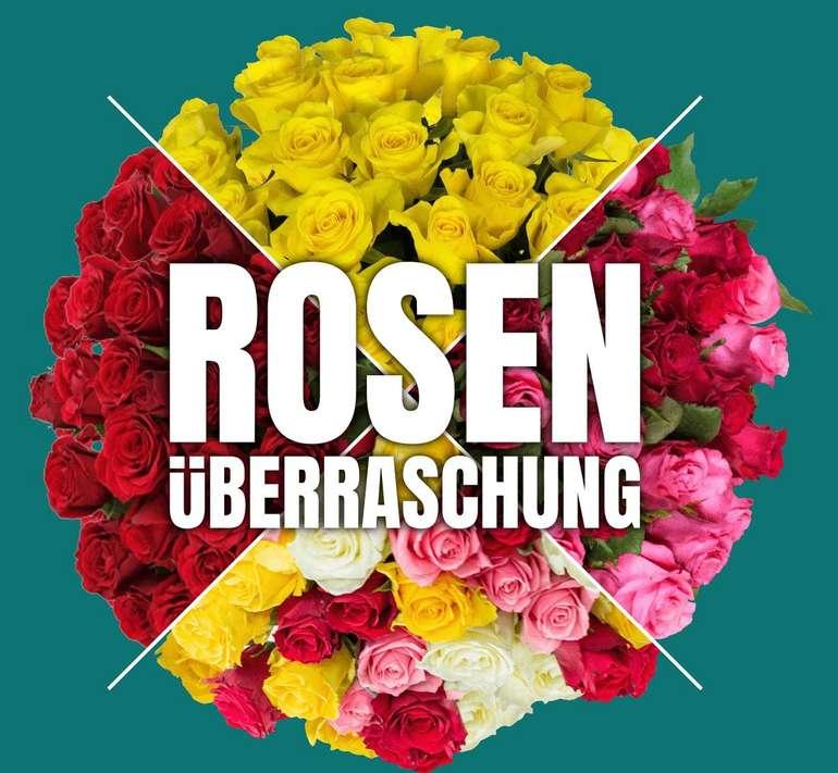 40 Rosen in Überraschungsfarbe (50cm Länge) für 22,98€ inkl. Versand (statt 40€)
