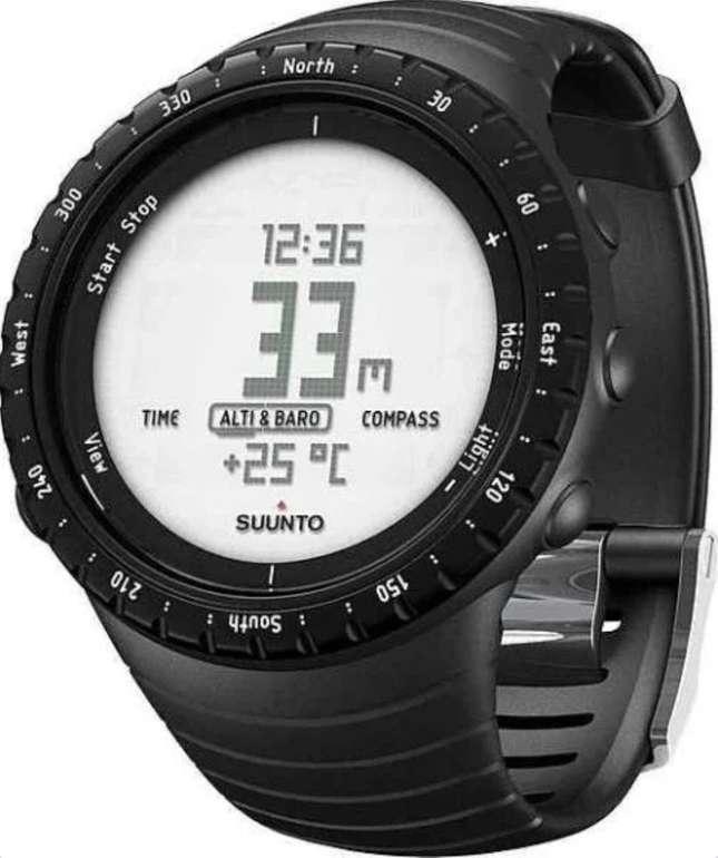Suunto Core Smartwatch in regular black für 105,94€ inkl. Versand (statt 119€)