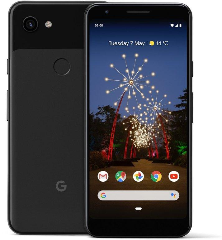 """Google Pixel 3a XL 6"""" LTE Smartphone Just Black (4GB RAM, 64GB Speicher) für 355€"""