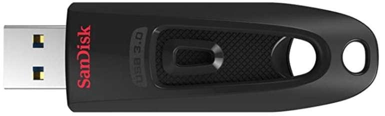 SanDisk Ultra 512GB USB-Flash-Laufwerk (USB 3.0 bis zu 130MB/s) für 51,99€ (statt 65€)