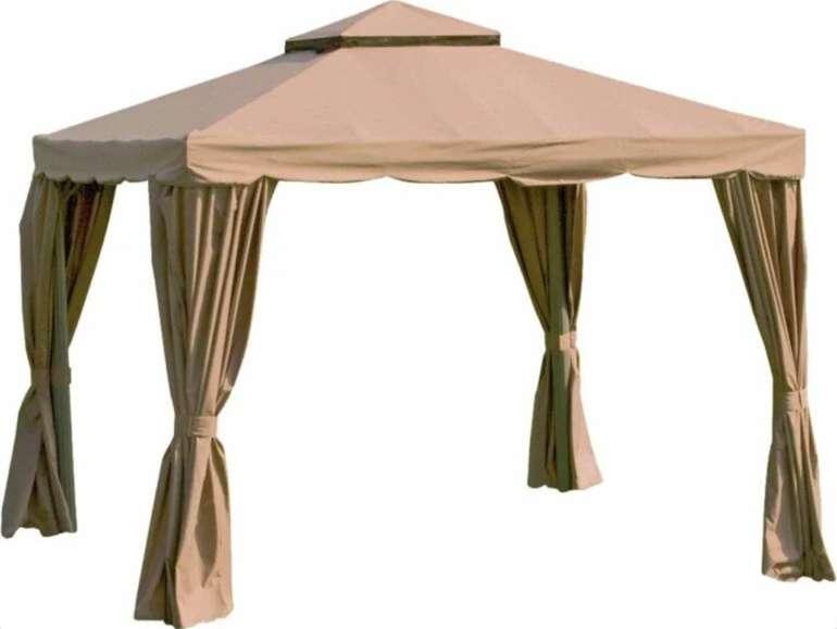 """4er Pack Siena Garden Seitenteile für das Pavillon Modell """"Dubai"""" nur 107,95€ inkl. Versand (statt 130€)"""