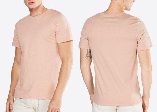 Jack & Jons T-Shirt 'JJEPLAIN TEE SS O-NECK NOOS' für 6,21€ inkl. VSK