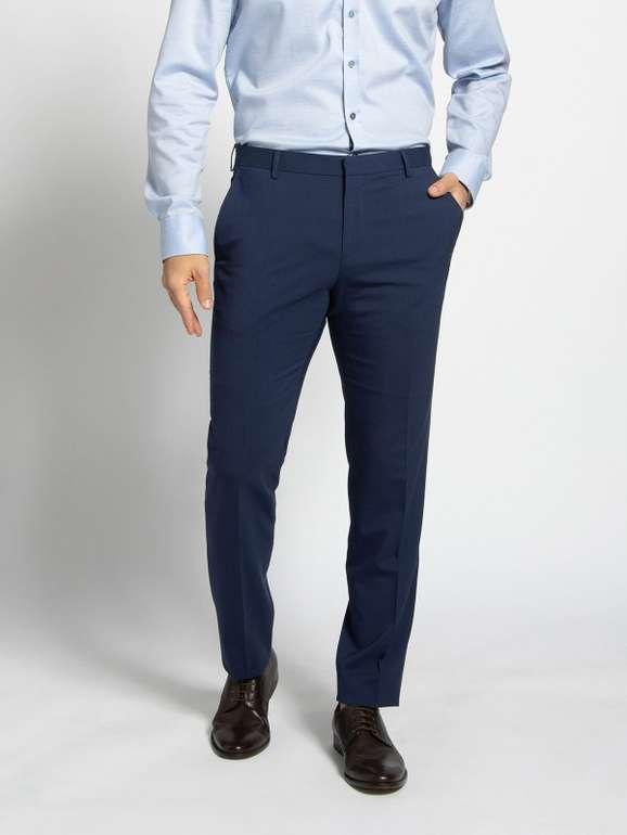 Tommy Hilfiger Anzughose Tailored in navy oder anthrazit für 53,95€ inkl. Versand (statt 78€)