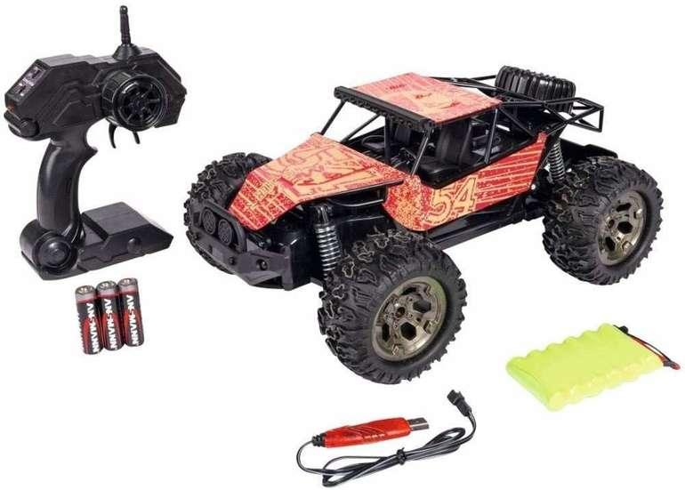 Carson Metal Crusher 1:12, 2.4G 100% RTR R/C Spielzeugauto für 39,99€ (statt 51€)
