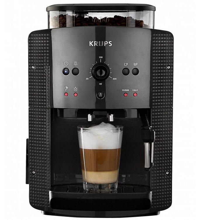 Krups EA810B Kaffeevollautomat für 203,95€ inkl. Versand (Vergleich: 253€)