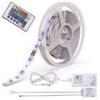 BK Licht (BKL1013) - 5 Meter LED Band (5050 SMD LEDs) + Fernbedienung für 14,99€