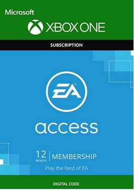 12 Monat EA Access [Xbox One] für nur 16,09€ (Statt 21€)