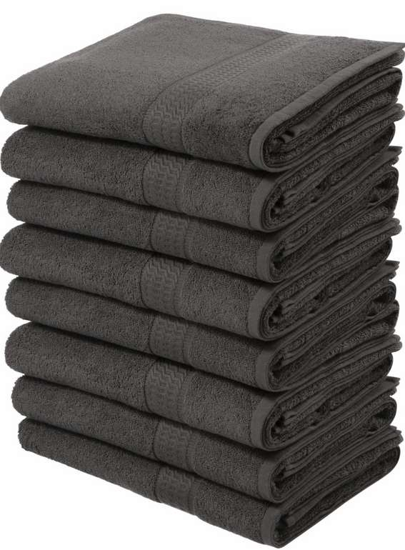 my home Handtücher Juna (8 Stück) für 20,94€inkl. Versand (statt 27€)