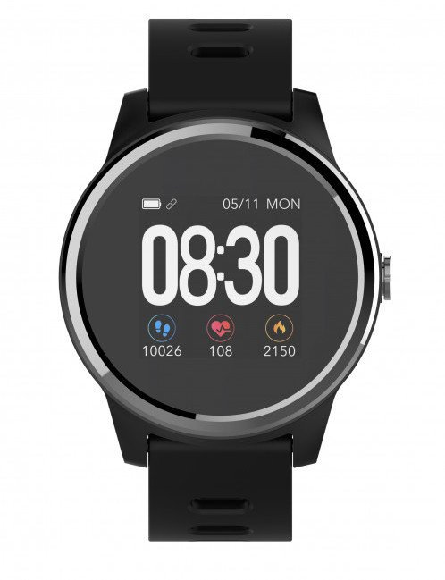Swisstone SW 660 ECG Smartwatch für 55€ inkl. Versand (statt 69€)